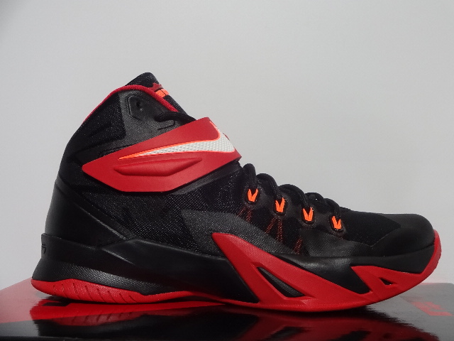 more photos 7480d 36db4 Nike Zoom Soldier VIII(8) Performance Review